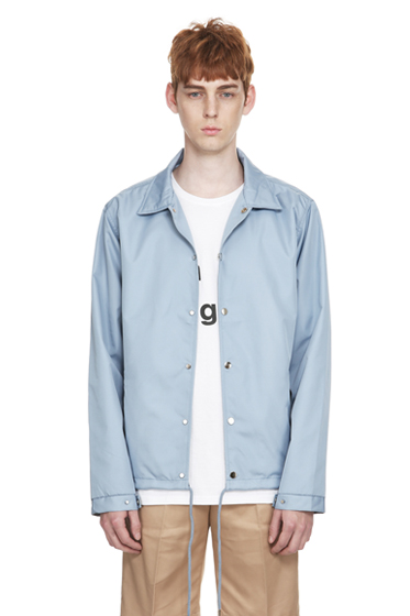 Stunning coach jacket blue