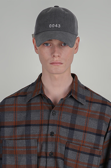 ssy 0043 cap charcoal
