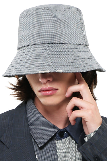 2way hound check bucket hat