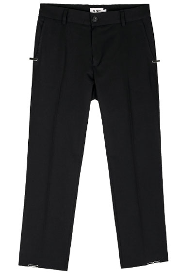IRON TIP ANKLE SLACKS