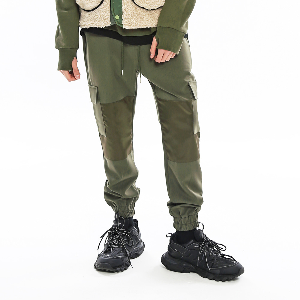 EXCLUSIVE CARGO JOGGER PANTS-K KK