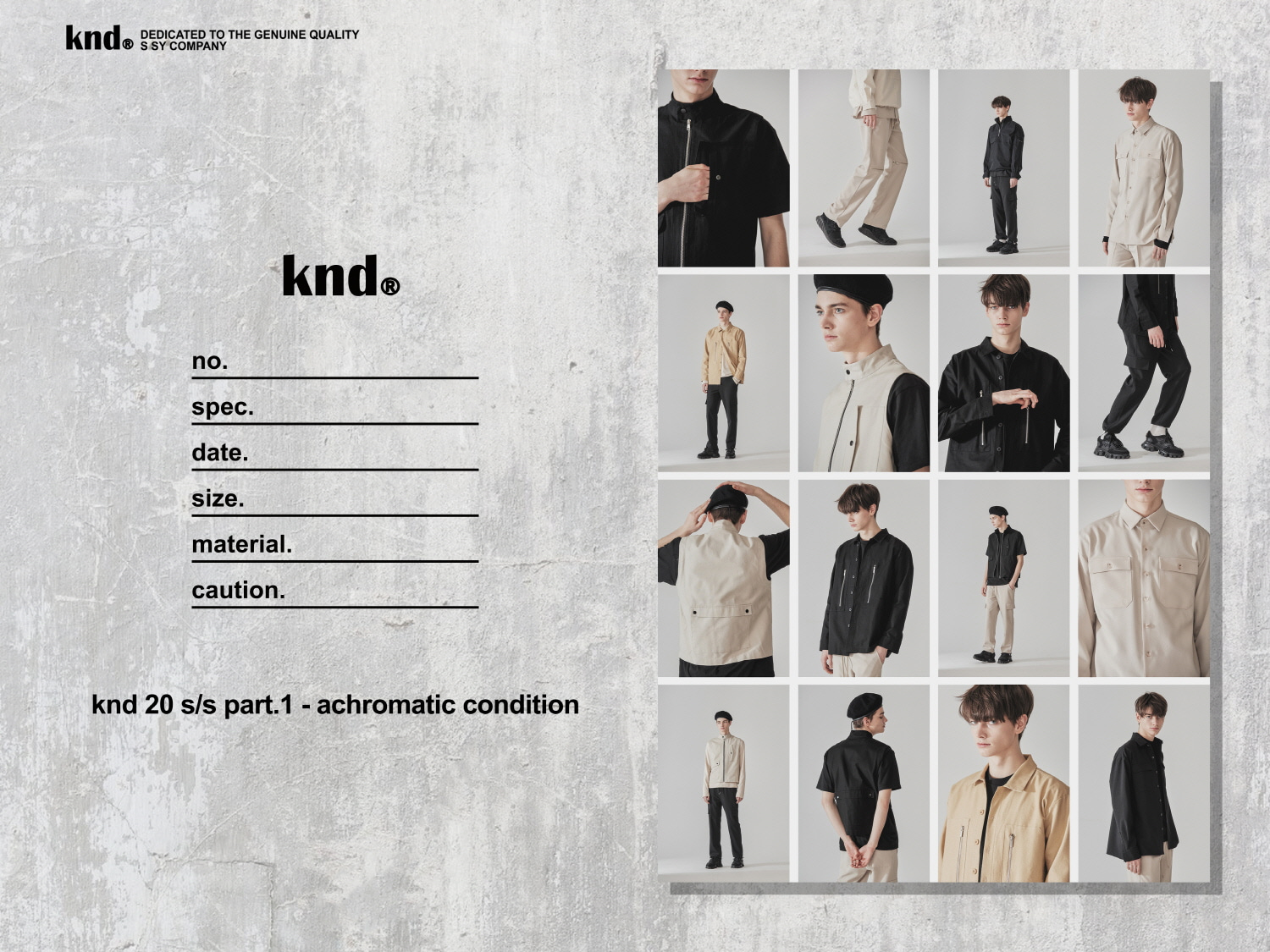 KND 20 S/S